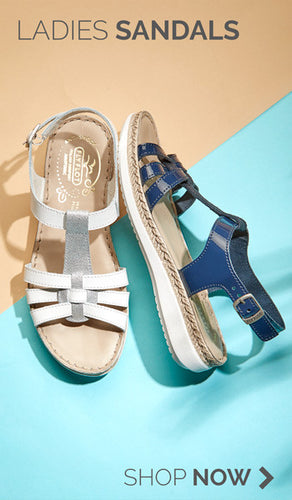 Womens sandals by Fly Flot