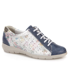 Leather Lace-Up Shoe - CAL27501 / 312 200