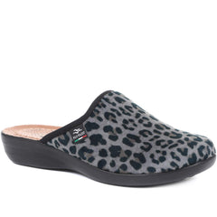 Wide Fit Slipper Clogs for Women - FLY32015 / 318 592