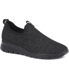 Stretch Fit Slip On Trainers - FLY32047 / 318 571