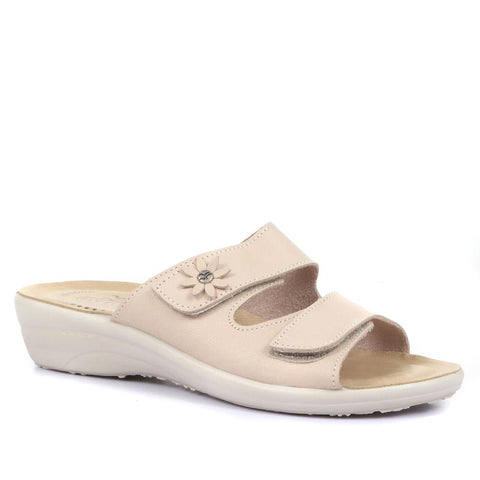 Adjustable Anatomic Mule Sandal - FLY31064 / 317 786