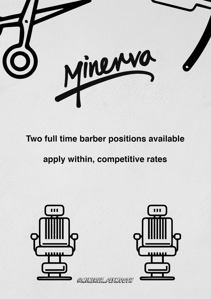 We're hiring Barbers!