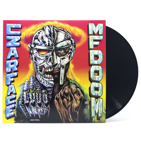 MF DOOM x Czarface
