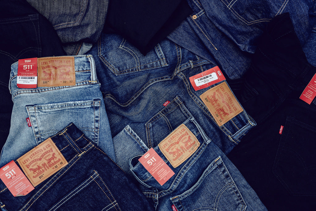 Win a pair of Levi's!