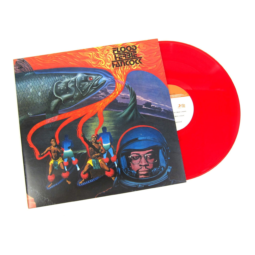 HERBIE HANCOCK Flood (Colored Vinyl) Vinyl 2LP