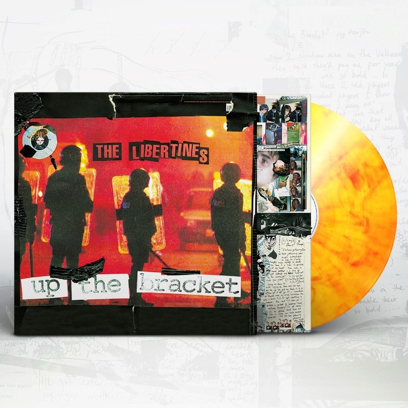 The Libertines - Up The Bracket LP (LRC release)