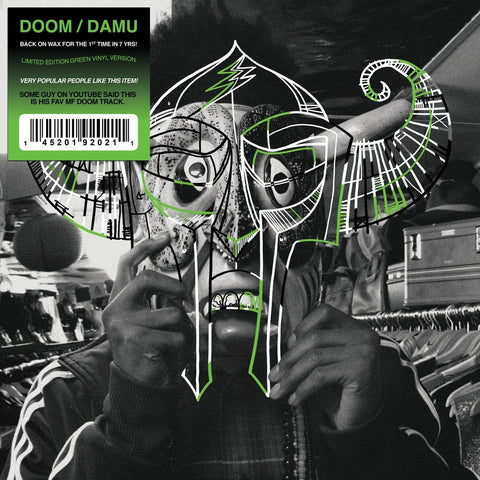 MF DOOM & Damu The Fudgemunk - Coco Mango, Sliced & Diced (7