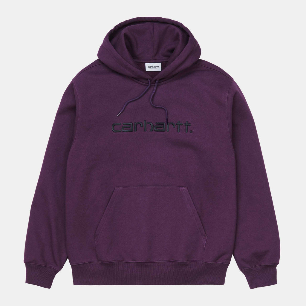 Hooded carhartt sweat
