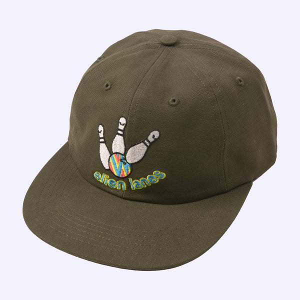 Alien lanes 6 panel cap