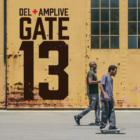 Del The Funky Homosapien & Amp Live – Gate 13