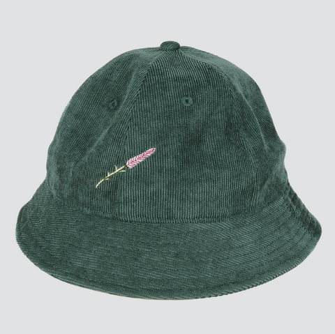 Lavender Bucket hat - Green