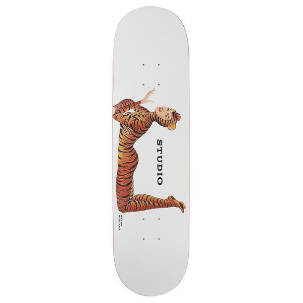 Wherry - tiger girl deck 8.25