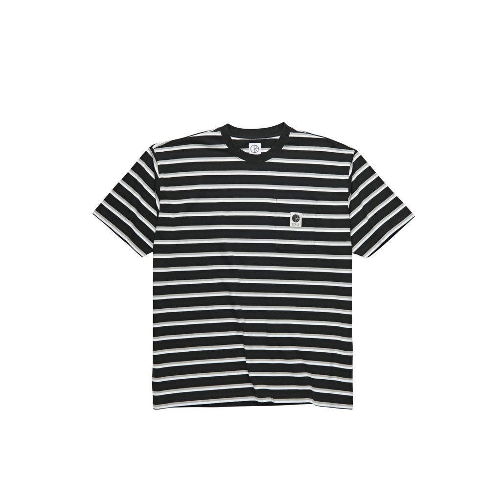Striped pocket tee PSC