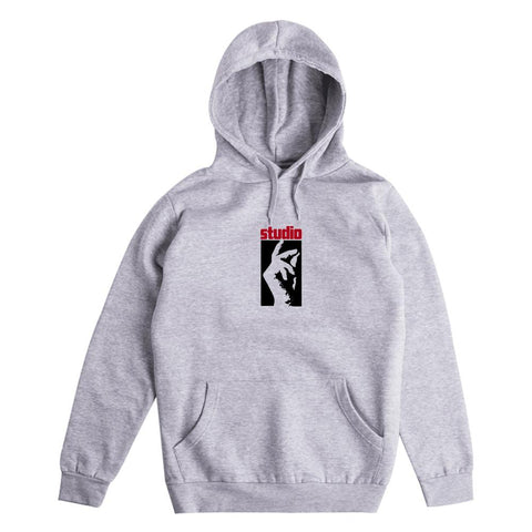 Stax pullover hood