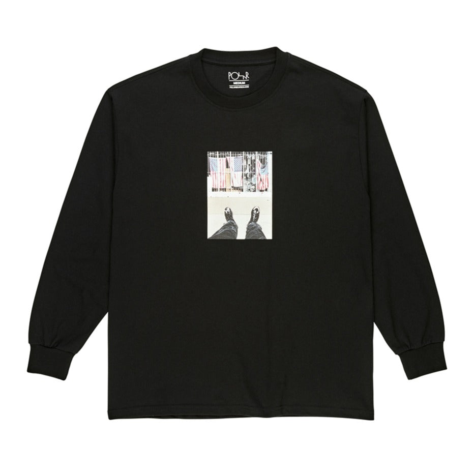 Happy Sad Around The World Longsleeve