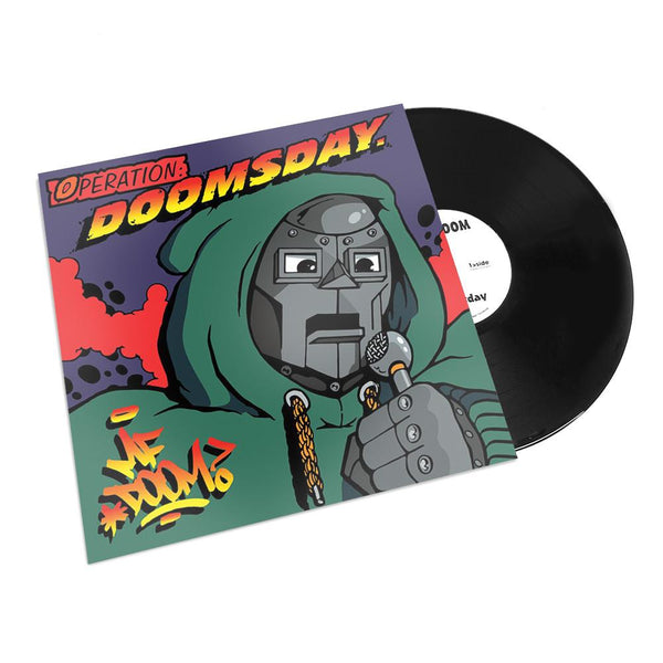 Doomsday LP (includes poster)