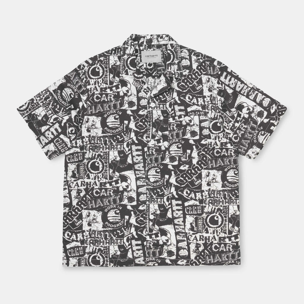 S/S Collage Shirt