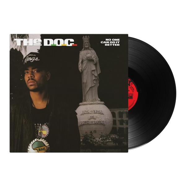 THE D.O.C - NO ONE CAN DO IT BETTER LP
