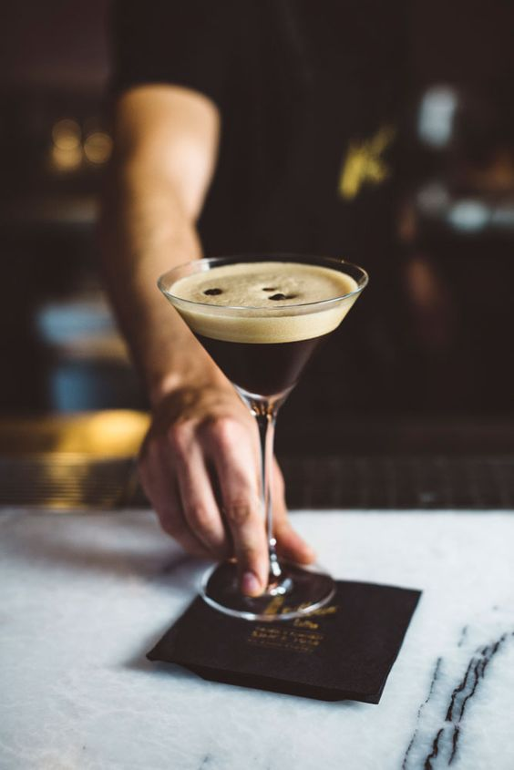 Cocktails & Dreams - Espresso Martini