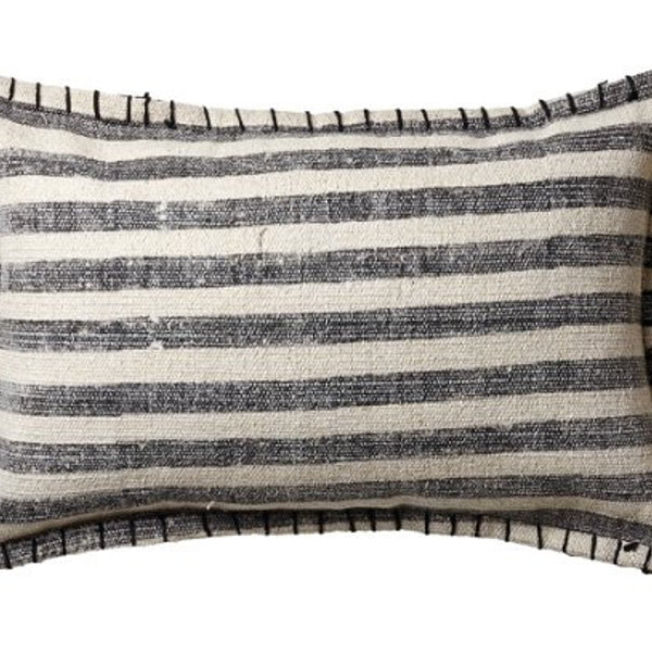 Mys Cushion - Black/white - The Nest Shop