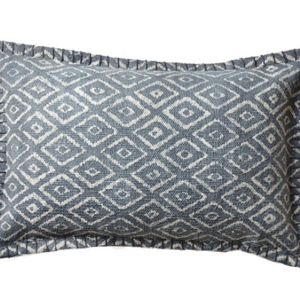 Mys Cushion - Blue/white - The Nest Shop