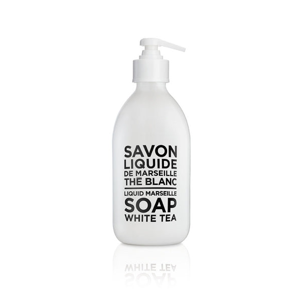 BW LIQUID SOAP 500ML WHITE TEA - The Nest Shop