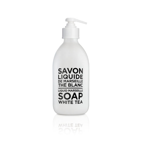BW LIQUID SOAP 300ML WHITE TEA