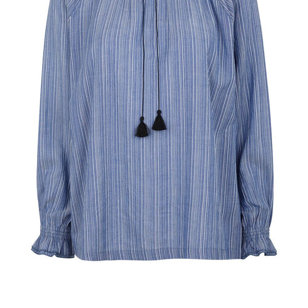 Hariett - Chambray Blue - The Nest Shop