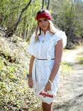 Beck Söndergaard - Anglaise Hailey - Solid White - The Nest Shop