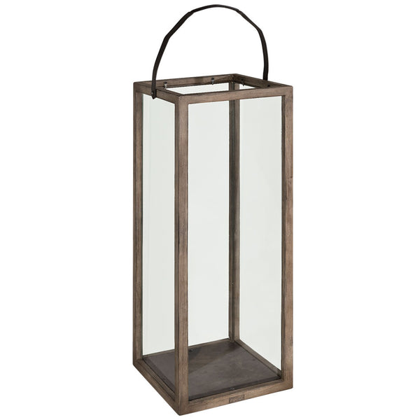 Floor Lantern Vintage - The Nest Shop