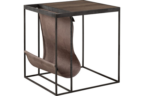 MAGAZINE sidetable Carbon/lampre