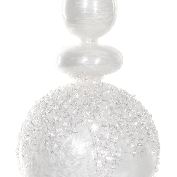Glass tree top white - The Nest Shop