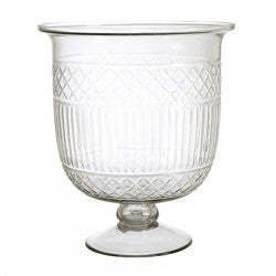 Julia Hurricane vase - Medium - The Nest Shop