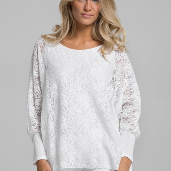 fea46e29 IT619 - Blondetopp - White - The Nest Shop