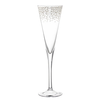 Bloomingville - Champagneglass med glitter - The Nest Shop