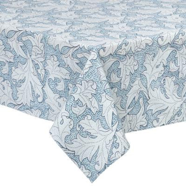 Duk - Flora Dusty Blue - 180 x 300 cm - The Nest Shop