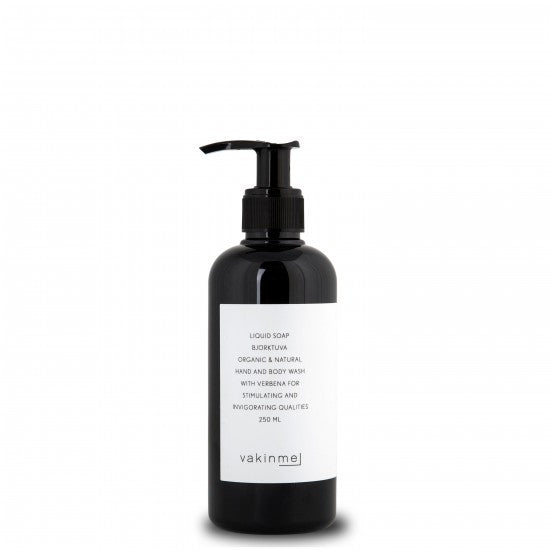 Liquid Soap - Björktuva - 250ml - The Nest Shop