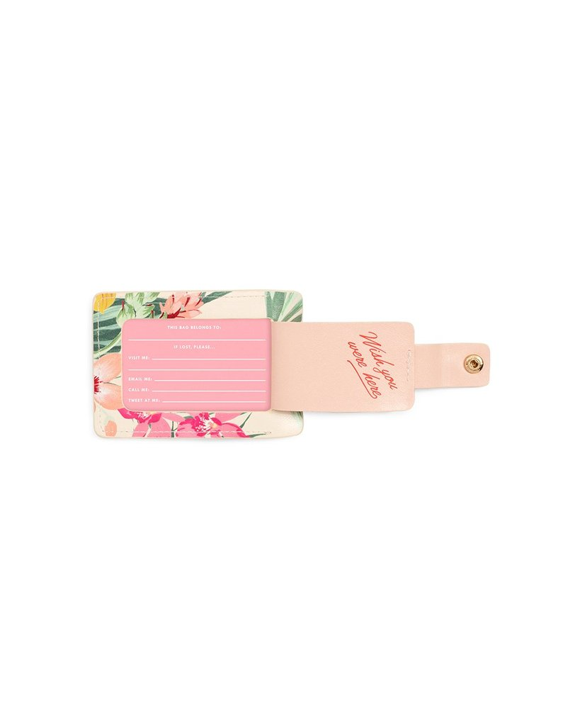 Ban.do - Luggage Tag - Paradiso - The Nest Shop