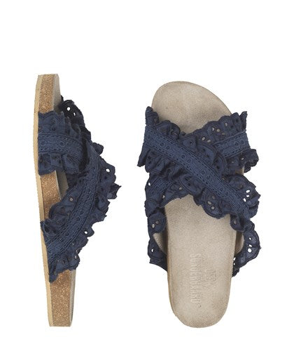 Beck Söndergaard - Angla Sandal - Blue Nights - The Nest Shop