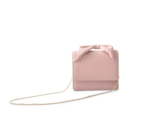Ceannis - Bow Bag Boxwood - Pink