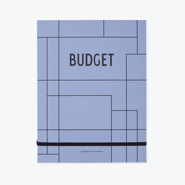 Designletters - Budget Book - The Nest Shop