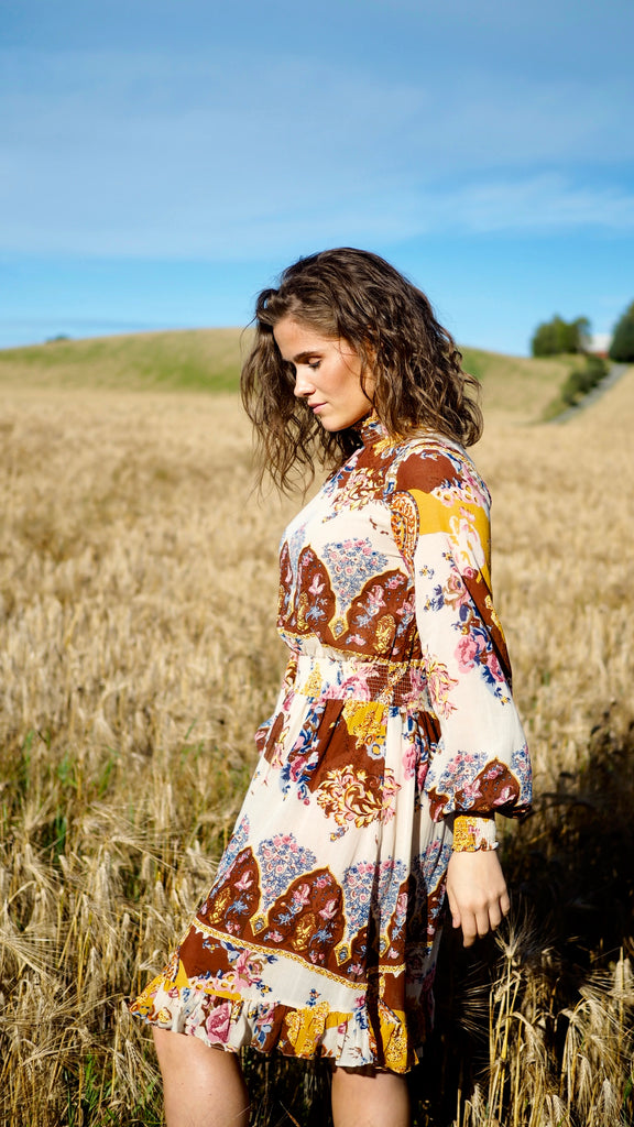 By TiMo - Bohemian Henriette dress - Cowboy - The Nest Shop