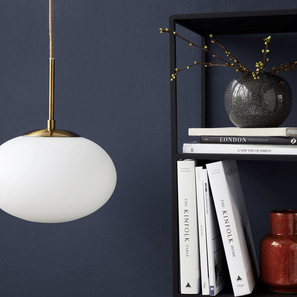 Lampe Opal - White - The Nest Shop