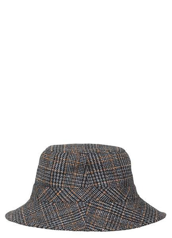 Beck Sondergaard - Check Hat - Black