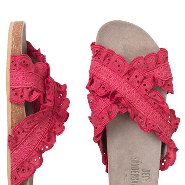 Beck Söndergaard - Angla Sandal - Paradise Pink - The Nest Shop