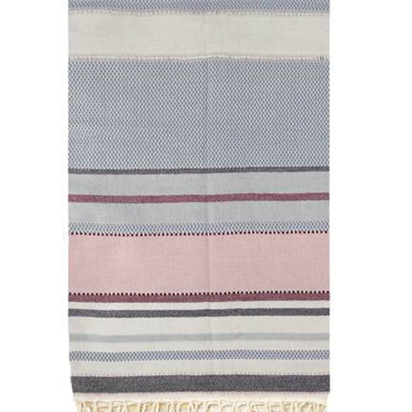 Beck Söndergaard - Miral Towels - Dusty Blue - The Nest Shop