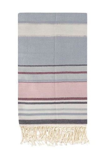 Beck Söndergaard - Miral Towels - Dusty Blue