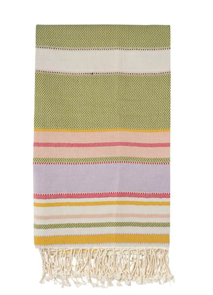 Beck Söndergaard - Miral Towels - Khaki - The Nest Shop