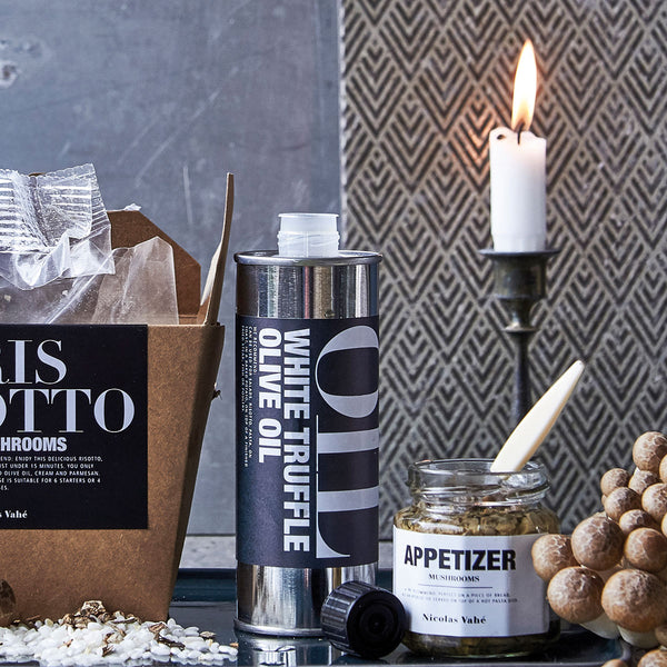Extra Virgin Olive Oil med hvit trøffel - The Nest Shop