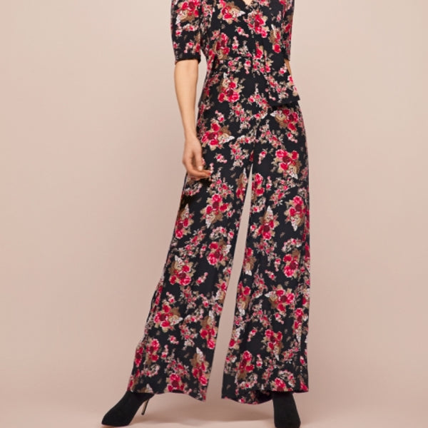 By Ti-Mo - Printed Jumpsuit - Rose Tapestry - The Nest Shop